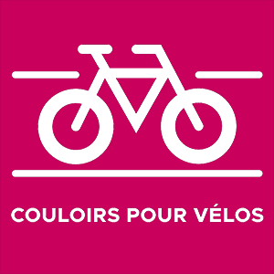 couloirs cyclables